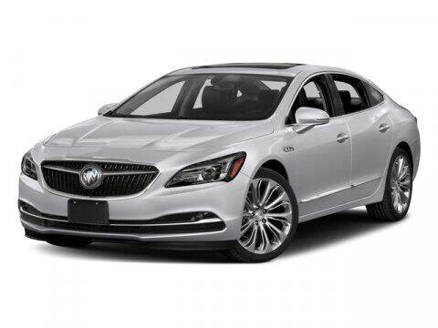 2018 Buick LaCrosse for sale at DON'S CHEVY, BUICK-GMC & CADILLAC in Wauseon OH