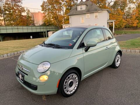 2012 FIAT 500c for sale at Mula Auto Group in Somerville NJ