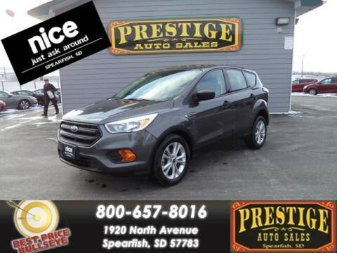 2017 Ford Escape for sale at PRESTIGE AUTO SALES in Spearfish SD
