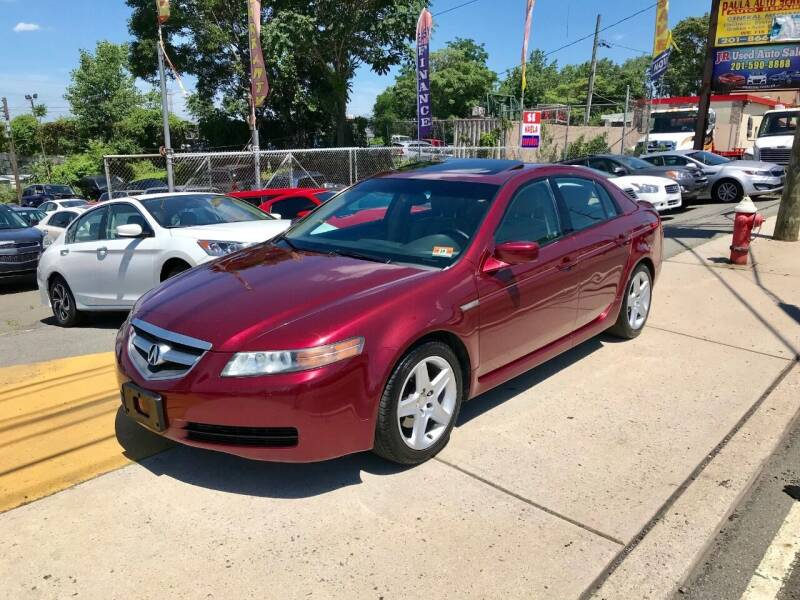 2004 Acura TL for sale at JR Used Auto Sales in North Bergen NJ