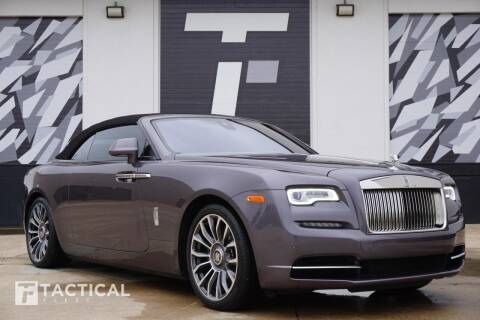 2018 Rolls-Royce Dawn for sale at Tactical Fleet in Addison TX