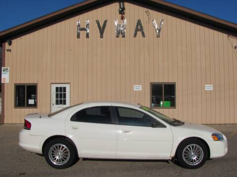 2004 Chrysler Sebring for sale at HyWay Auto Sales in Holland MI