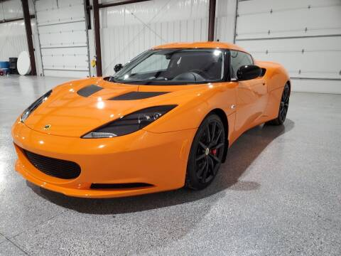 2014 Lotus Evora for sale at Hatcher's Auto Sales, LLC - Buy Here Pay Here in Campbellsville KY
