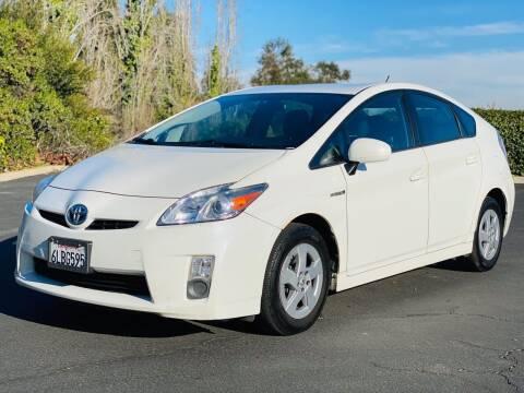 2011 Toyota Prius for sale at Silmi Auto Sales in Newark CA