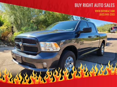 2015 RAM Ram Pickup 1500 for sale at BUY RIGHT AUTO SALES in Phoenix AZ