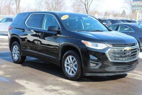 2020 Chevrolet Traverse for sale at Road Runner Auto Sales WAYNE in Wayne MI