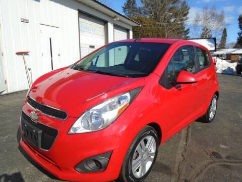 2014 Chevrolet Spark for sale at NORTHLAND AUTO SALES in Dale WI
