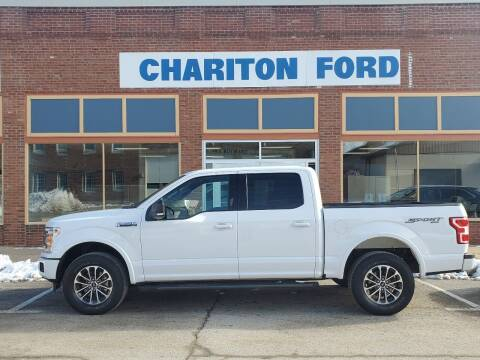 2018 Ford F-150 for sale at Chariton Ford in Chariton IA