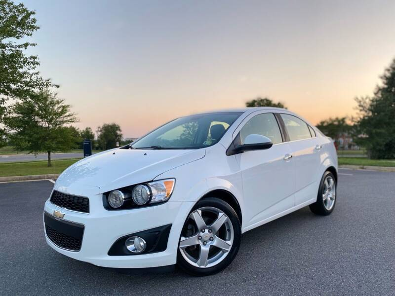 2012 Chevrolet Sonic for sale at Super Bee Auto in Chantilly VA