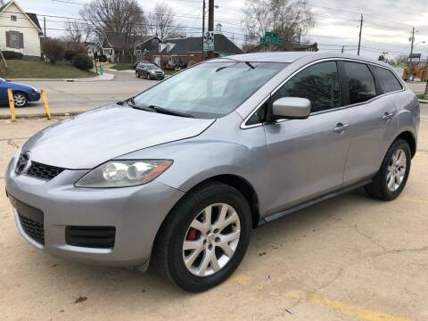 2008 Mazda CX-7 for sale at JE Auto Sales LLC in Indianapolis IN