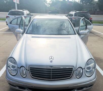 2005 Mercedes-Benz E-Class for sale at Car Ex Auto Sales in Houston TX