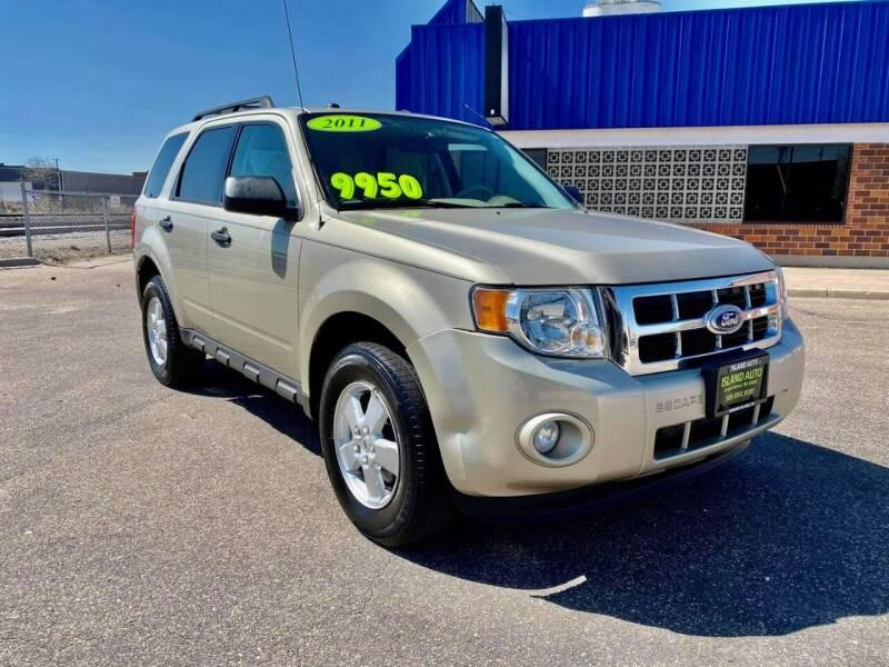 2012 Ford Escape for sale at Island Auto Express in Grand Island NE