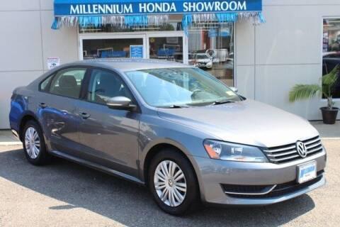 2014 Volkswagen Passat for sale at MILLENNIUM HONDA in Hempstead NY
