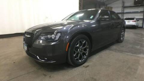 2017 Chrysler 300 for sale at Waconia Auto Detail in Waconia MN
