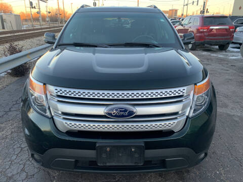 2013 Ford Explorer for sale at Discovery Auto Sales in New Lenox IL
