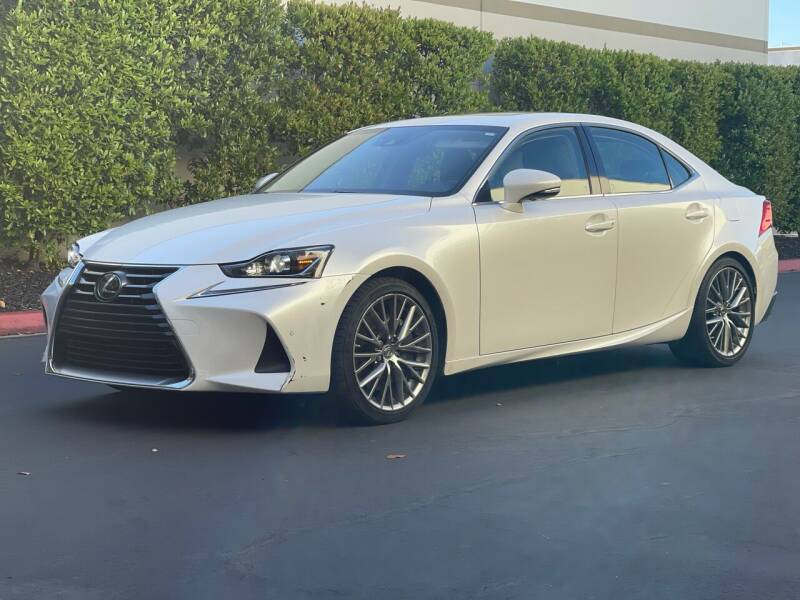 2018 Lexus IS 300 for sale at DieselIt in Laguna Hills CA
