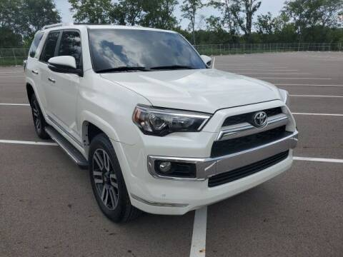 2018 Toyota 4Runner for sale at Parks Motor Sales in Columbia TN