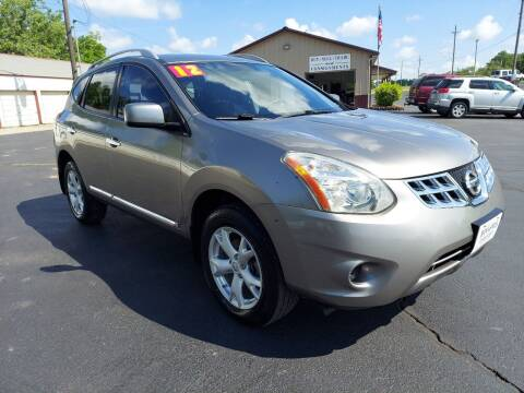 2011 Nissan Rogue for sale at Holland's Auto Sales in Harrisonville MO