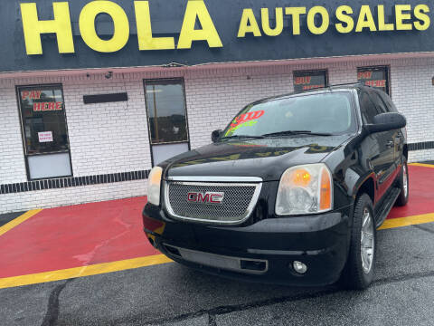 2008 GMC Yukon for sale at HOLA AUTO SALES CHAMBLEE- BUY HERE PAY HERE - in Atlanta GA