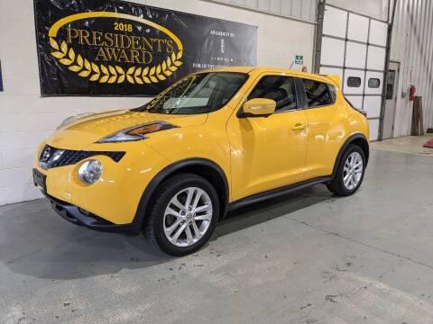 2016 Nissan JUKE for sale at LIDTKE MOTORS in Beaver Dam WI