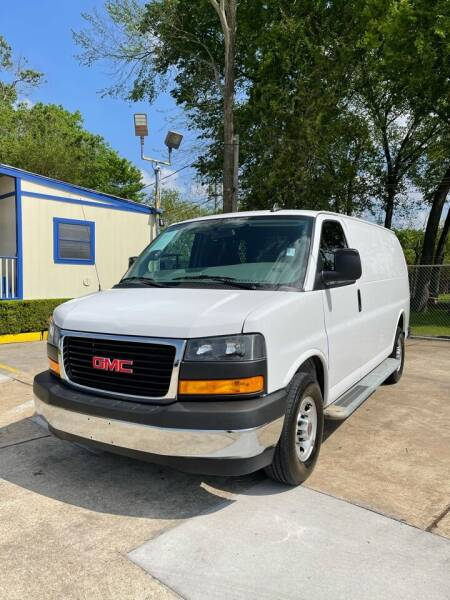 2019 GMC Savana Cargo for sale at USA Car Sales in Houston TX