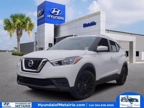 2019 Nissan Kicks for sale at Metairie Preowned Superstore in Metairie LA