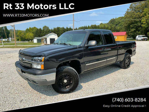 2003 Chevrolet Silverado 1500 for sale at Rt 33 Motors LLC in Rockbridge OH