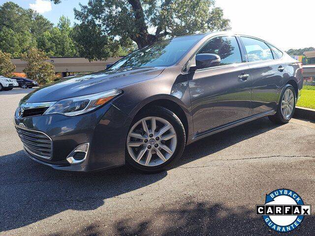 2015 Toyota Avalon for sale at Carma Auto Group in Duluth GA