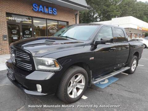 2014 RAM Ram Pickup 1500 for sale at Michael D Stout in Cumming GA