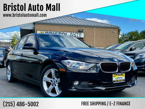 2015 BMW 3 Series for sale at Bristol Auto Mall in Levittown PA