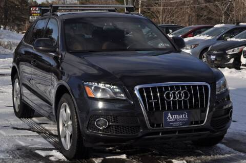 2012 Audi Q5 for sale at Amati Auto Group in Hooksett NH