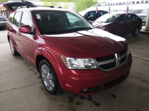 2010 Dodge Journey for sale at Divine Auto Sales LLC in Omaha NE