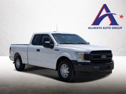 2018 Ford F-150 for sale at ATASCOSA CHRYSLER DODGE JEEP RAM in Pleasanton TX