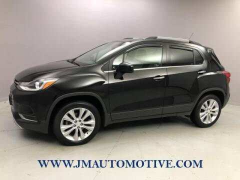2018 Chevrolet Trax for sale at J & M Automotive in Naugatuck CT