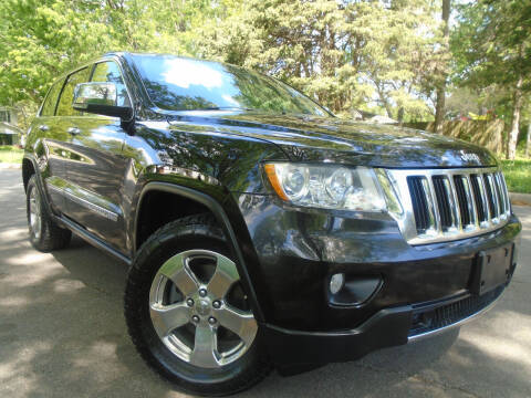 2013 Jeep Grand Cherokee for sale at Sunshine Auto Sales in Kansas City MO