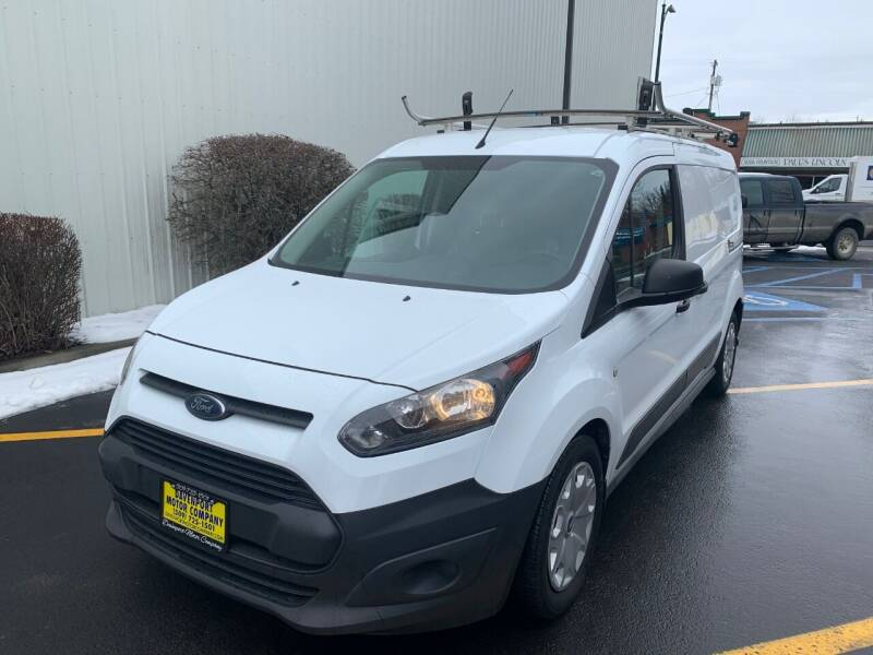 2017 Ford Transit Connect Cargo for sale at DAVENPORT MOTOR COMPANY in Davenport WA