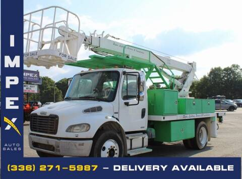 2003 Freightliner M2 106 for sale at Impex Auto Sales in Greensboro NC