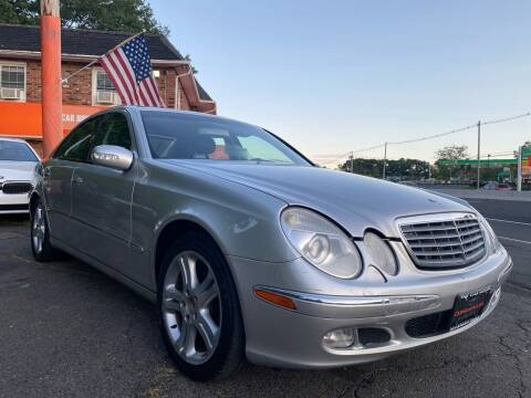 2004 Mercedes-Benz E-Class for sale at Bloomingdale Auto Group - The Car House in Butler NJ