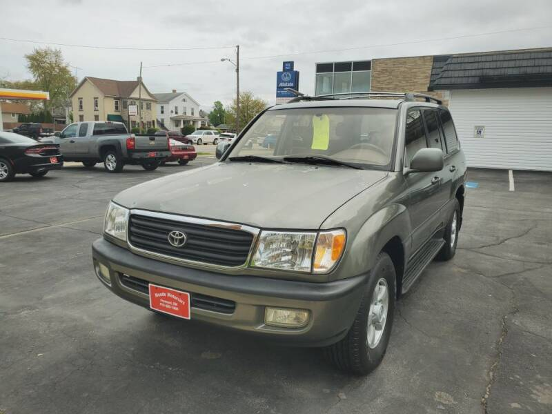 1998 Toyota Land Cruiser for sale in Port Clinton, OH