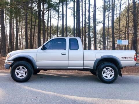 2001 Toyota Tacoma for sale at H&C Auto in Oilville VA