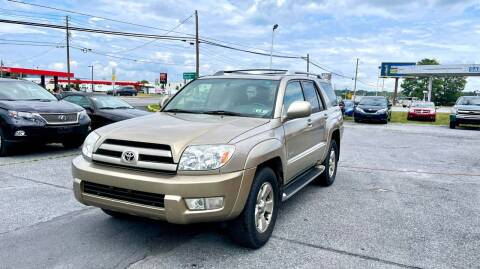 2003 Toyota 4Runner for sale at AZ AUTO in Carlisle PA