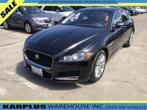 2016 Jaguar XF for sale at Karplus Warehouse in Pacoima CA