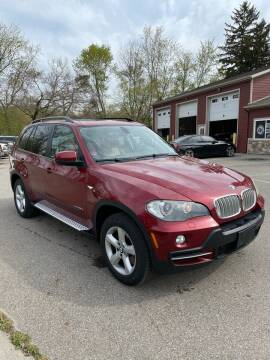 2010 BMW X5 for sale at Station 45 Auto Sales Inc in Allendale MI
