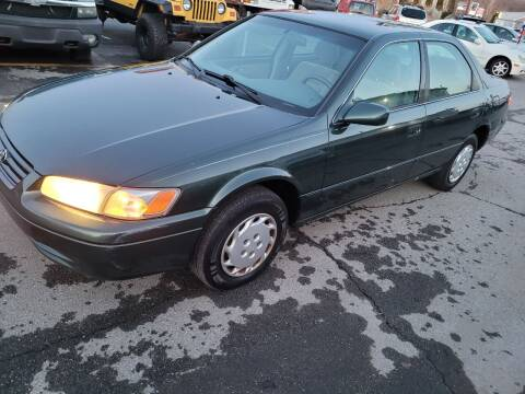 1999 Toyota Camry for sale at JG Motors in Worcester MA