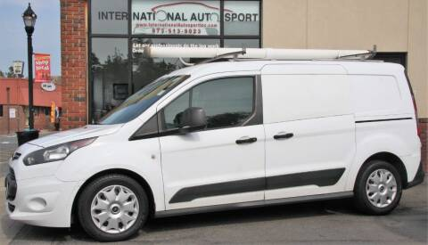 2015 Ford Transit Connect Cargo for sale at INTERNATIONAL AUTOSPORT INC in Pompton Lakes NJ