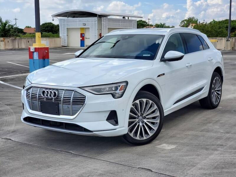 2019 Audi e-tron for sale at EV Direct in Lauderhill FL