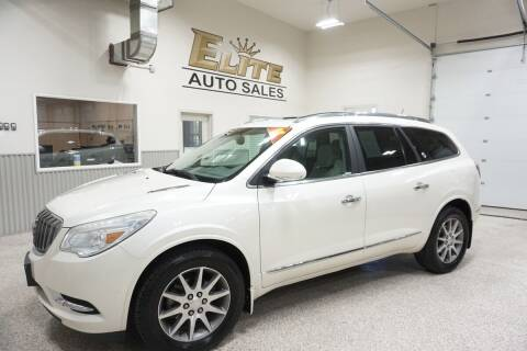 2013 Buick Enclave for sale at Elite Auto Sales in Ammon ID