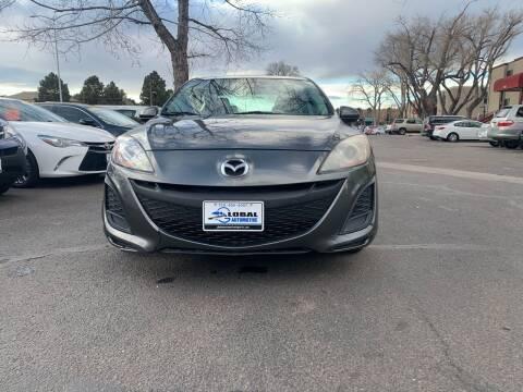 2011 Mazda MAZDA3 for sale at Global Automotive Imports of Denver in Denver CO