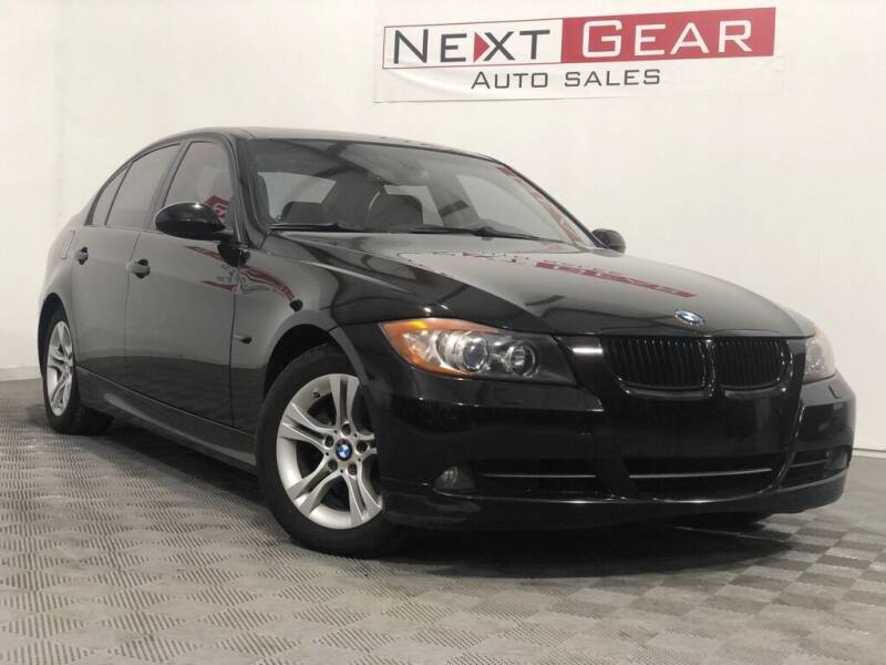 2008 BMW 3 Series for sale at Next Gear Auto Sales in Westfield IN