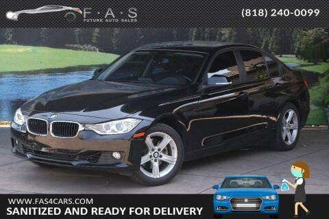 2014 BMW 3 Series for sale at Best Car Buy in Glendale CA